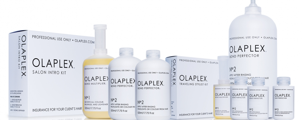 Revolutionary OLAPLEX at Ozzie Rizzo